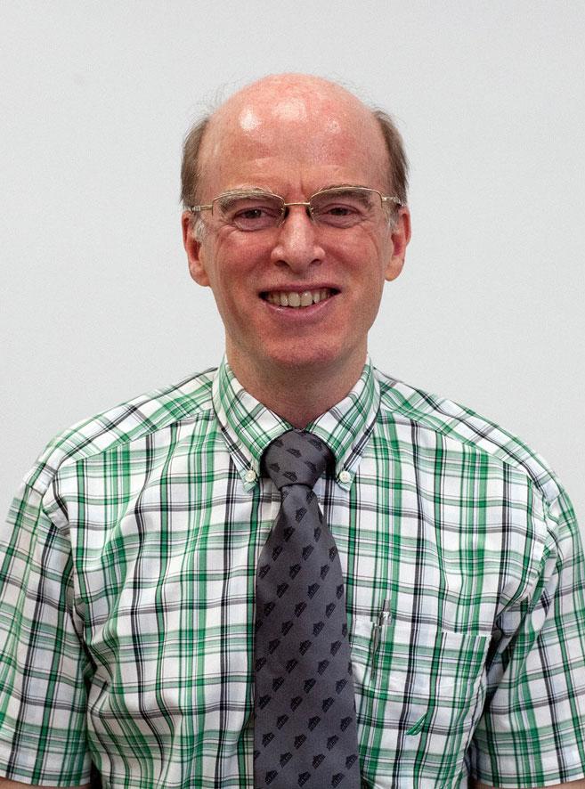 麥安迪牧師(Rev. Andrew McCafferty)
